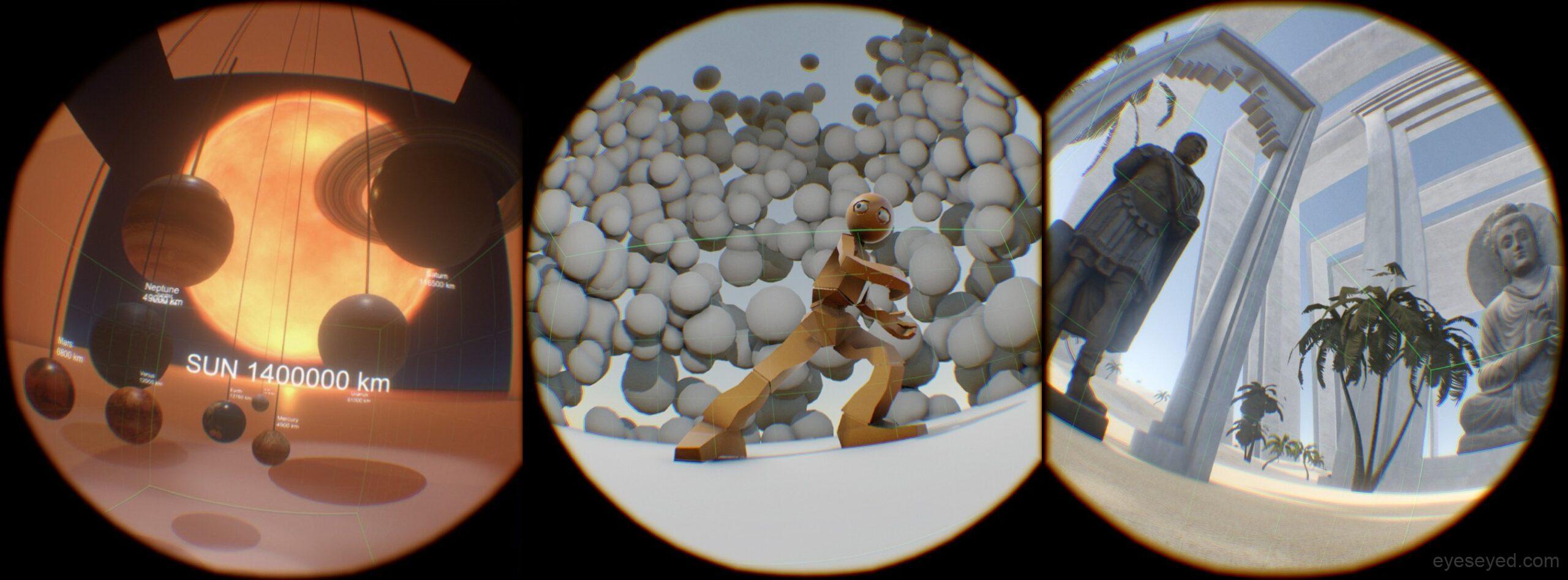 VR Experiments